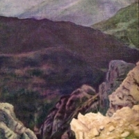 Passo del Falzarego, Dolomiterna, Italien