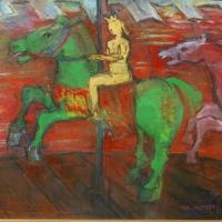 Den gröna hästen