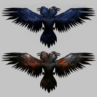 Warhammer Raven