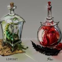 Lovecraft / Poe