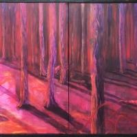 Elden i skogen