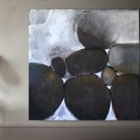 Dark Brown Pebbles