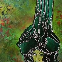Den gröna sjöjungfrun