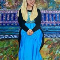 Porträtt av Katheen