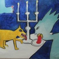 Den gula hunden