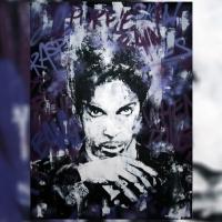Prince - Purple rain (såld)