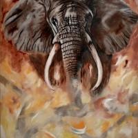 Angry-Elephant