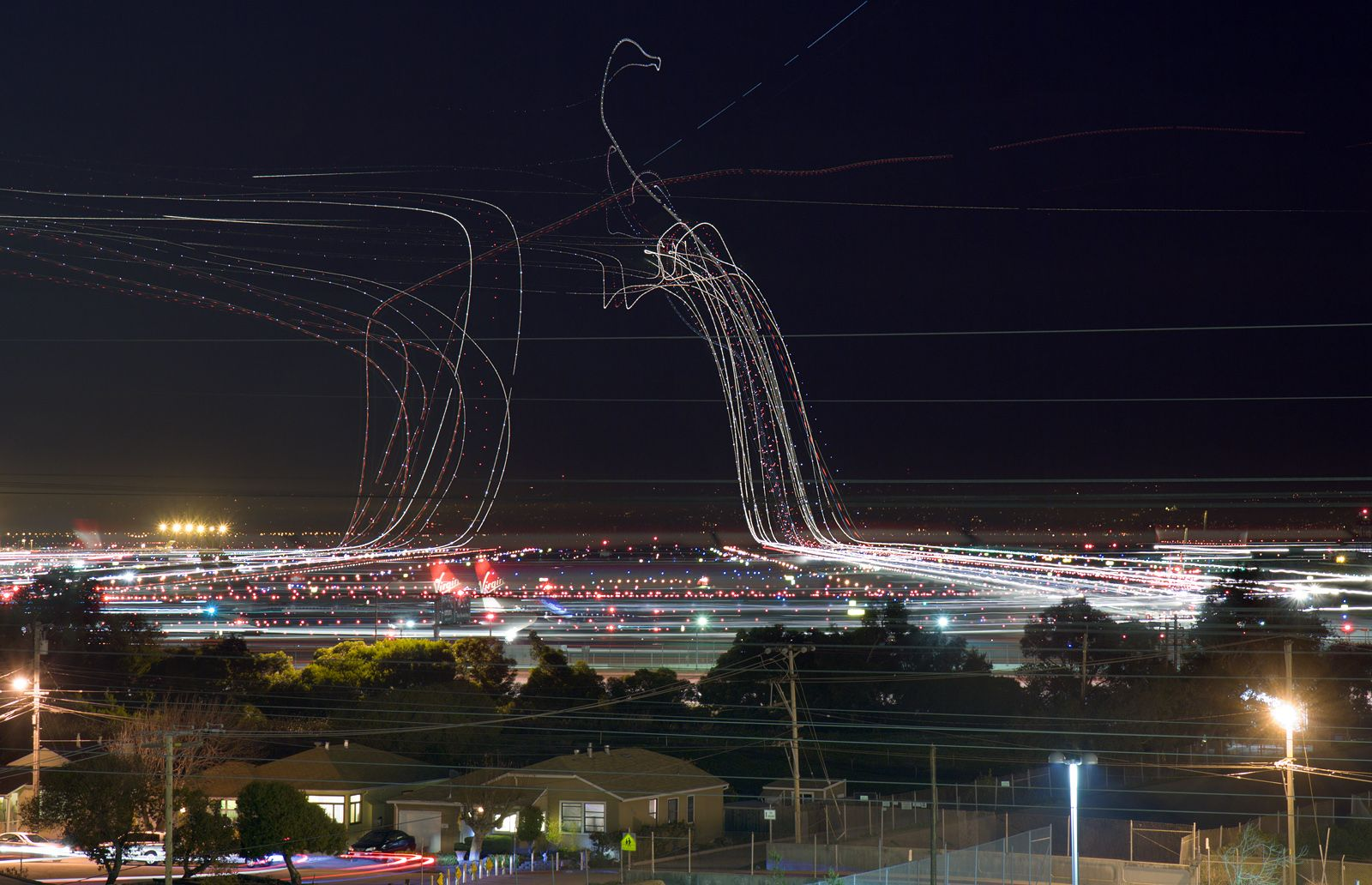 SFO-rush-hour-on-Friday-December-18th-2009-at-10pm